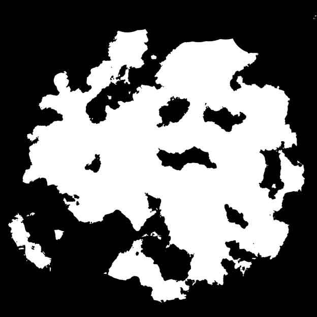 Island Shape
