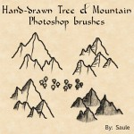 mountain_and_tree_brushes_by_eowyn_saule-300