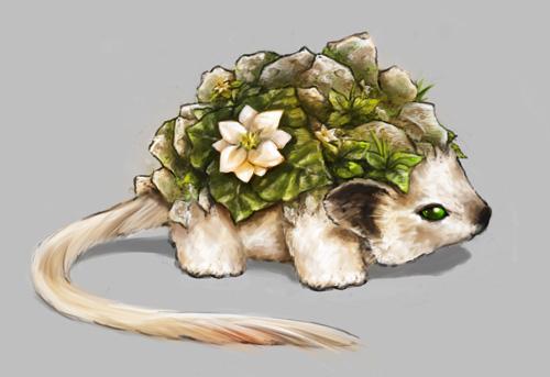 creature_design__minor_earth_elemental_by_Alice-aitze